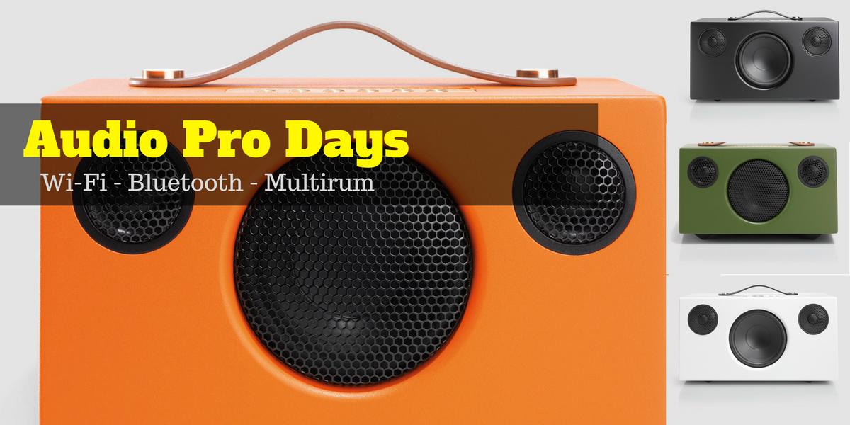 Audio pro