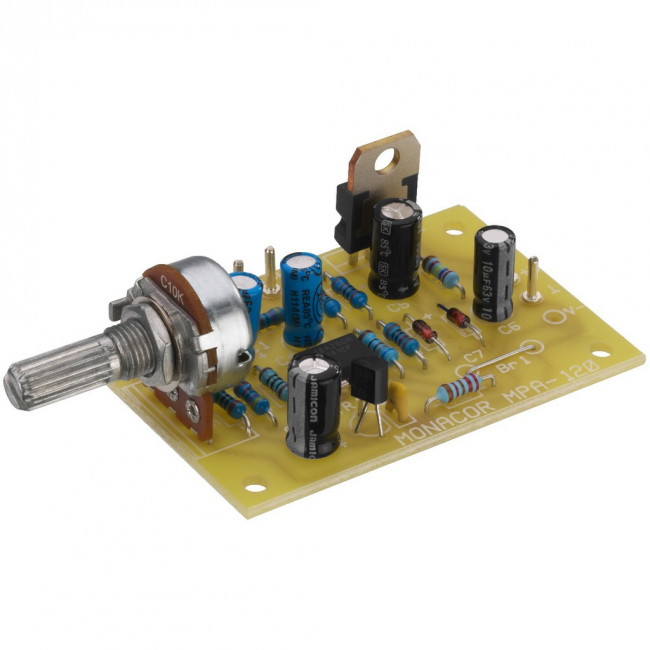 Byggesæt elektronik