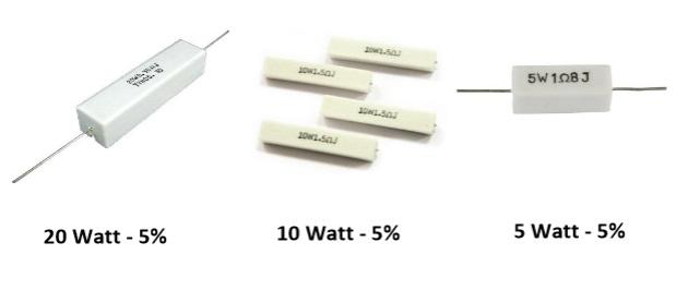Keramisk 10 watt