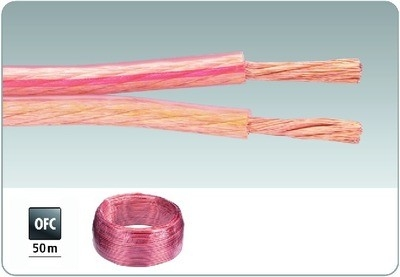 Højtaler Kabel pr meter