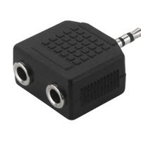 Mini jack adapter stik