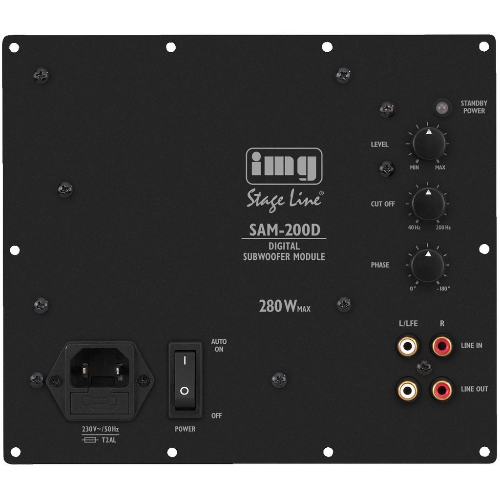 Forstærker Modul - Plate Amps