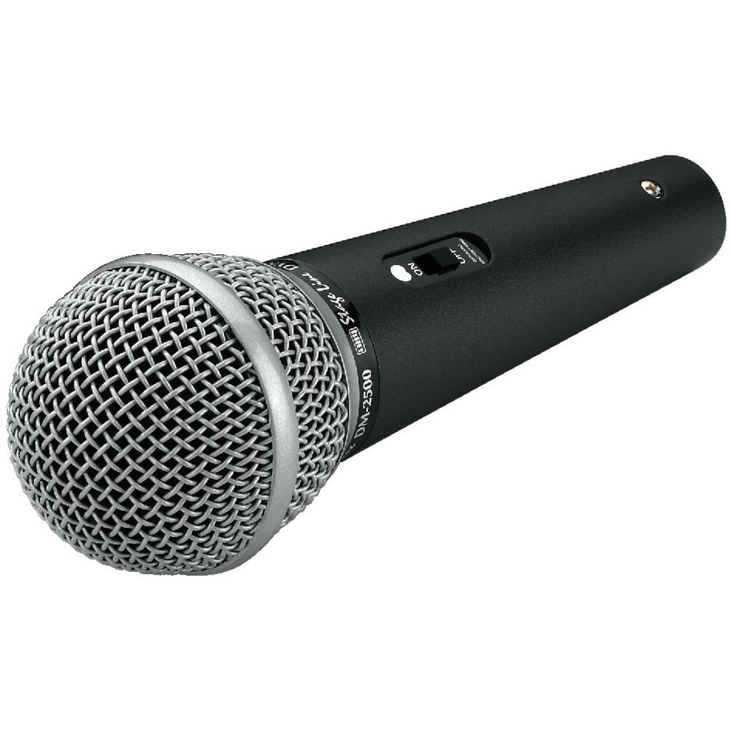 Sang og Vokal mikrofoner