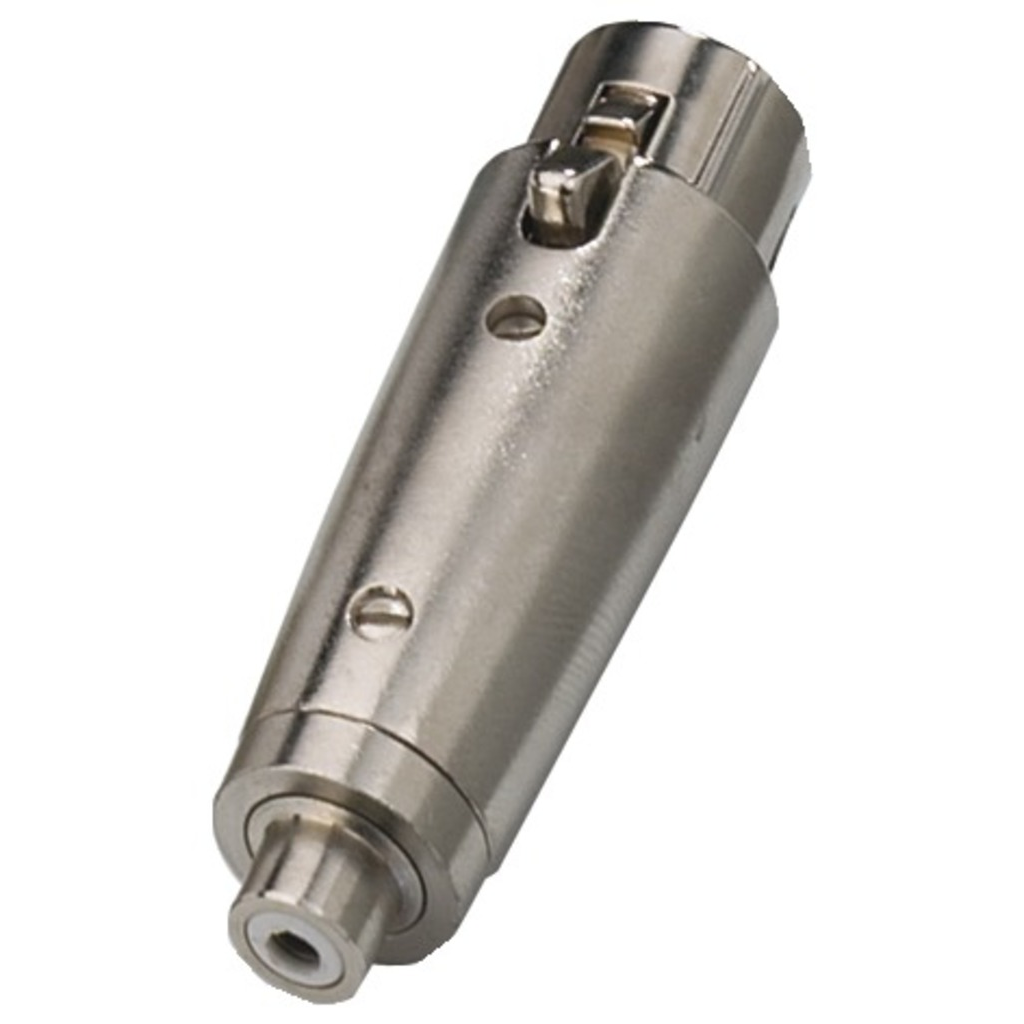 Billede af XLR-adapterXLR til RCA phono - NTA-115