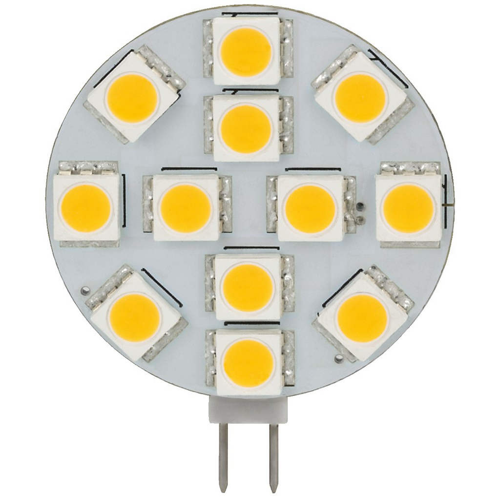 Billede af LED stiftpære 1.4W - LEPC-42/WWS