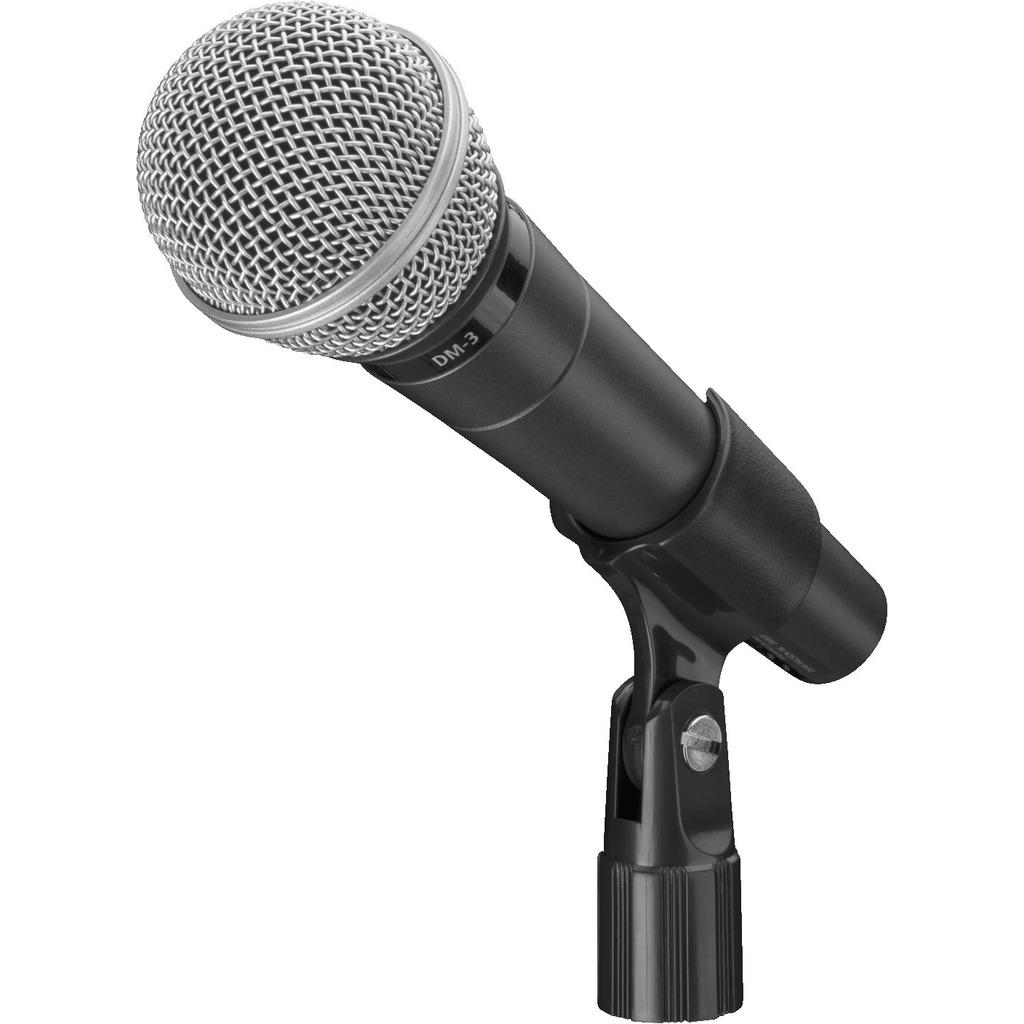 Håndholdt Dynamisk Mikrofon - DM-3 thumbnail