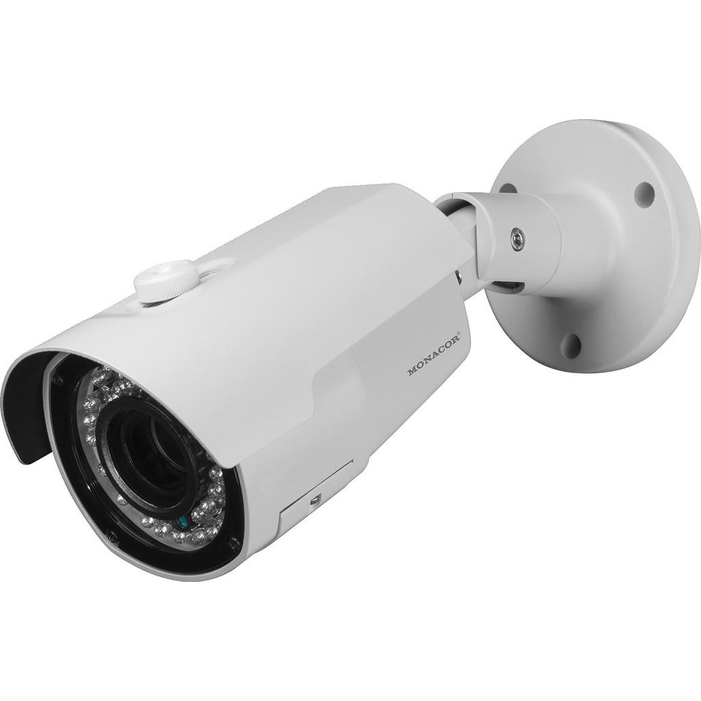 Image of   Udendørs netværks kamera 3 mega pixel til videoovervågning - IOC-2812BV