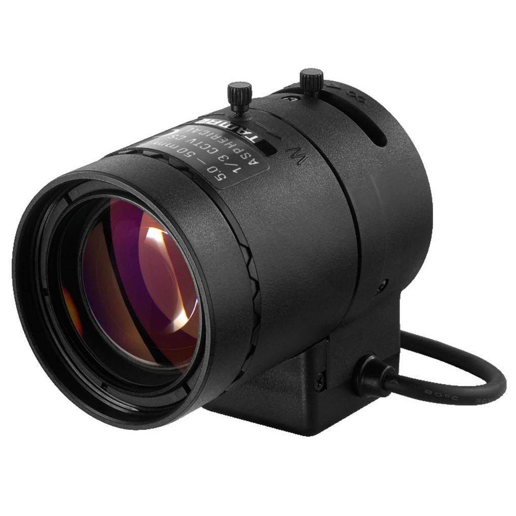 Billede af VG-550AS Objektiv 5-50mm til video overvågning