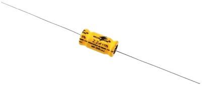 Billede af 2,2 uF Bipolar Elektrolyt Kondensatore 4 stk.
