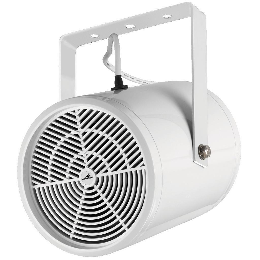 EDL-220/WS Vejrbestandig rund 100 volts højttaler