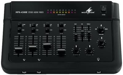 MPX-4300E Mixer