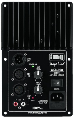 Plate Amps