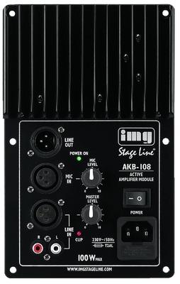 AKB-108 Forstærkermodul 100Wmax