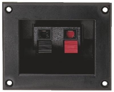 Billede af Højtalerterminal firkant klemme ST-920