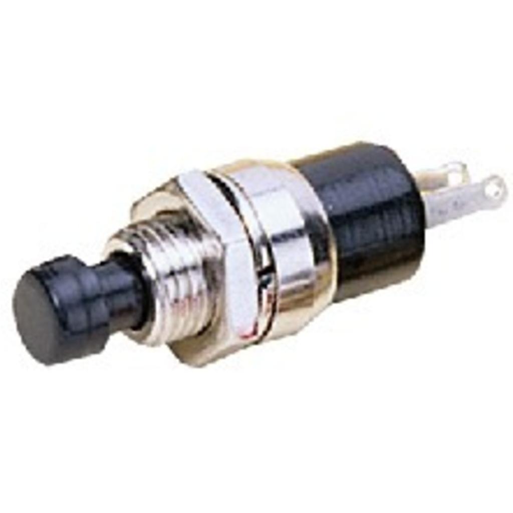 Billede af M-412/SW Ringetryk sort 0,5 amp Mini ringtryk