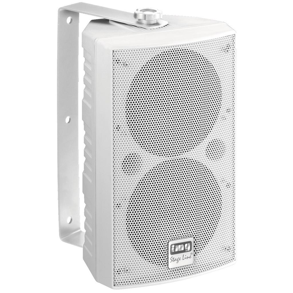 Billede af PA-højttaler til væg montering hvid - PAB-586/WS