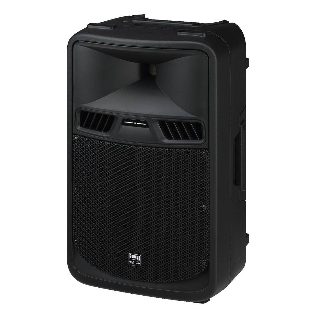 10″ højtaler img stageline aktiv 300 watt – PAK-410