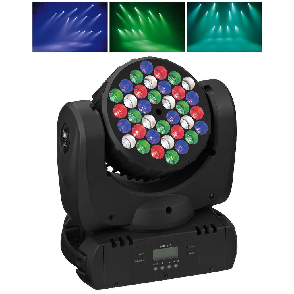 Billede af WASH-300LED LED moving wash