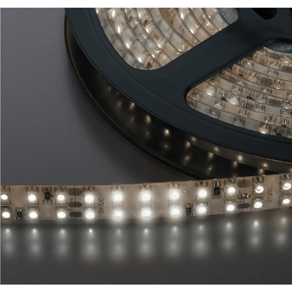 LEDS-52MP/WS Lysslange hvid 5 meter 1200 dioder