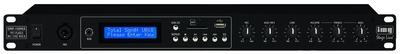 Mixer med MP3-afspiller - DMP-130MIX