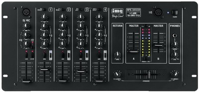 Image of   Stereo DJ Mixer - MPX-205/SW