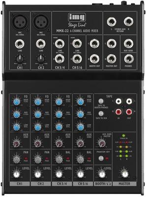 Billede af 4-kanals mixer - MMX-22 Mixer