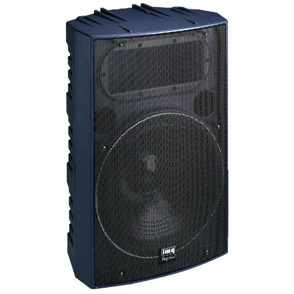 Kraftig pa højttaler PAB-515/BL PA-højttaler