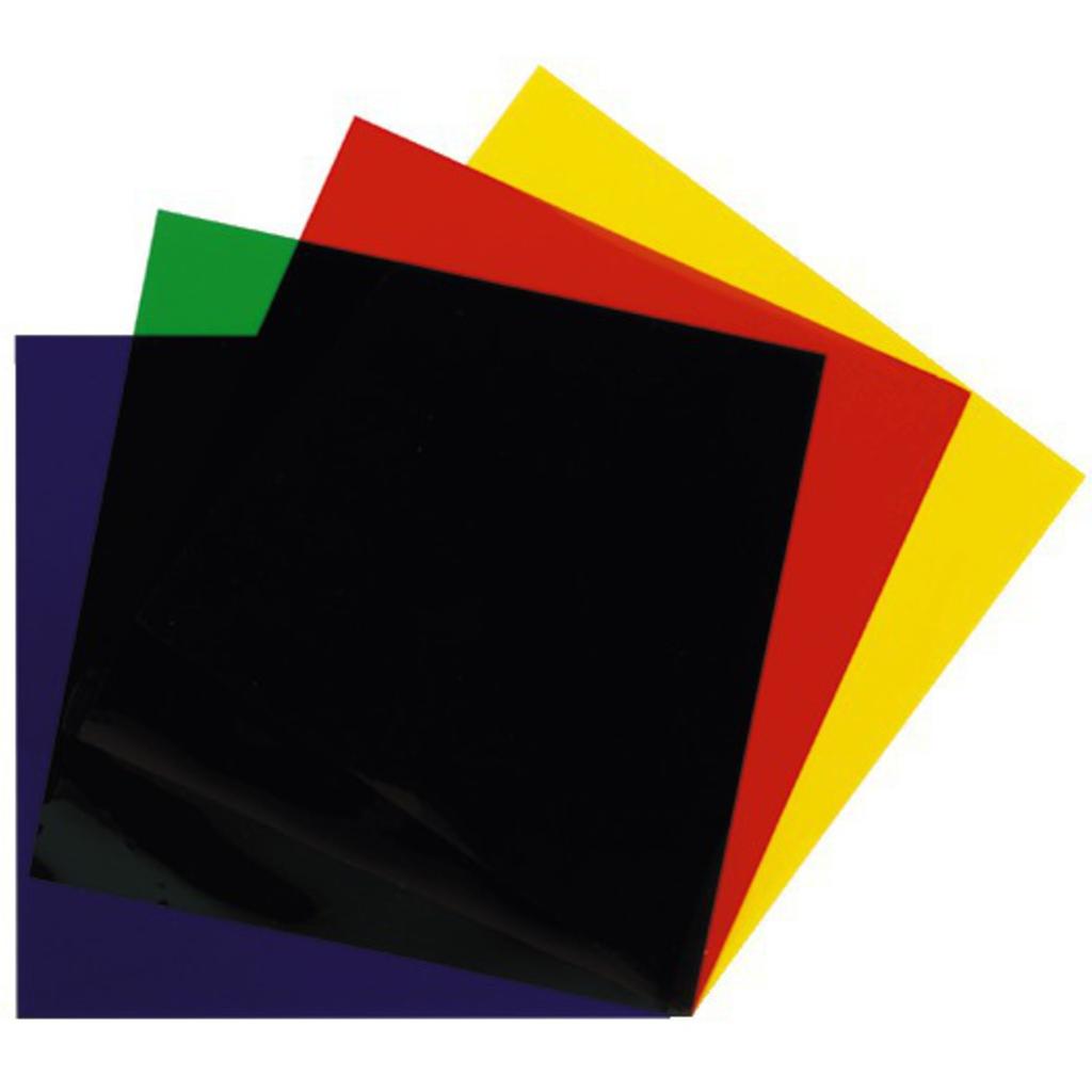 Billede af Farvefilter t/PAR-64 - LEF-64SET