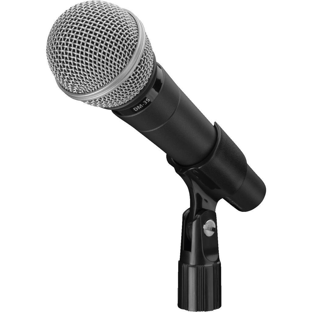 Dynamisk mikrofon m/kabel - DM-3K thumbnail