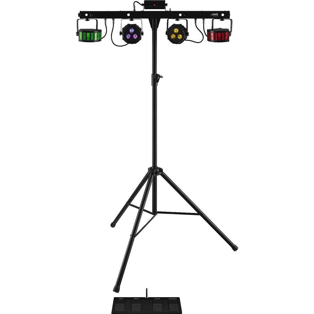 Billede af LED party lys sæt FXBAR-5SET - img stageline