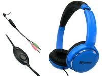 Image of   Homen Street Headset Blue