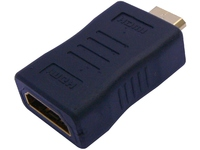 Image of   Sandberg Adapter Mini HDMI M - HDMI F