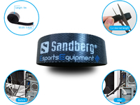 Image of   Sandberg Cable Velcro Strap 5-pack
