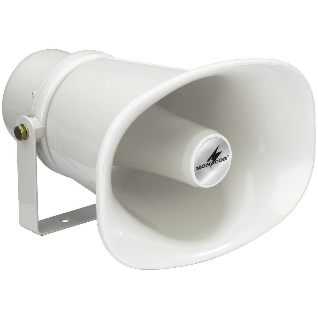Lille hvid Kompressionshøjttaler - IT-115