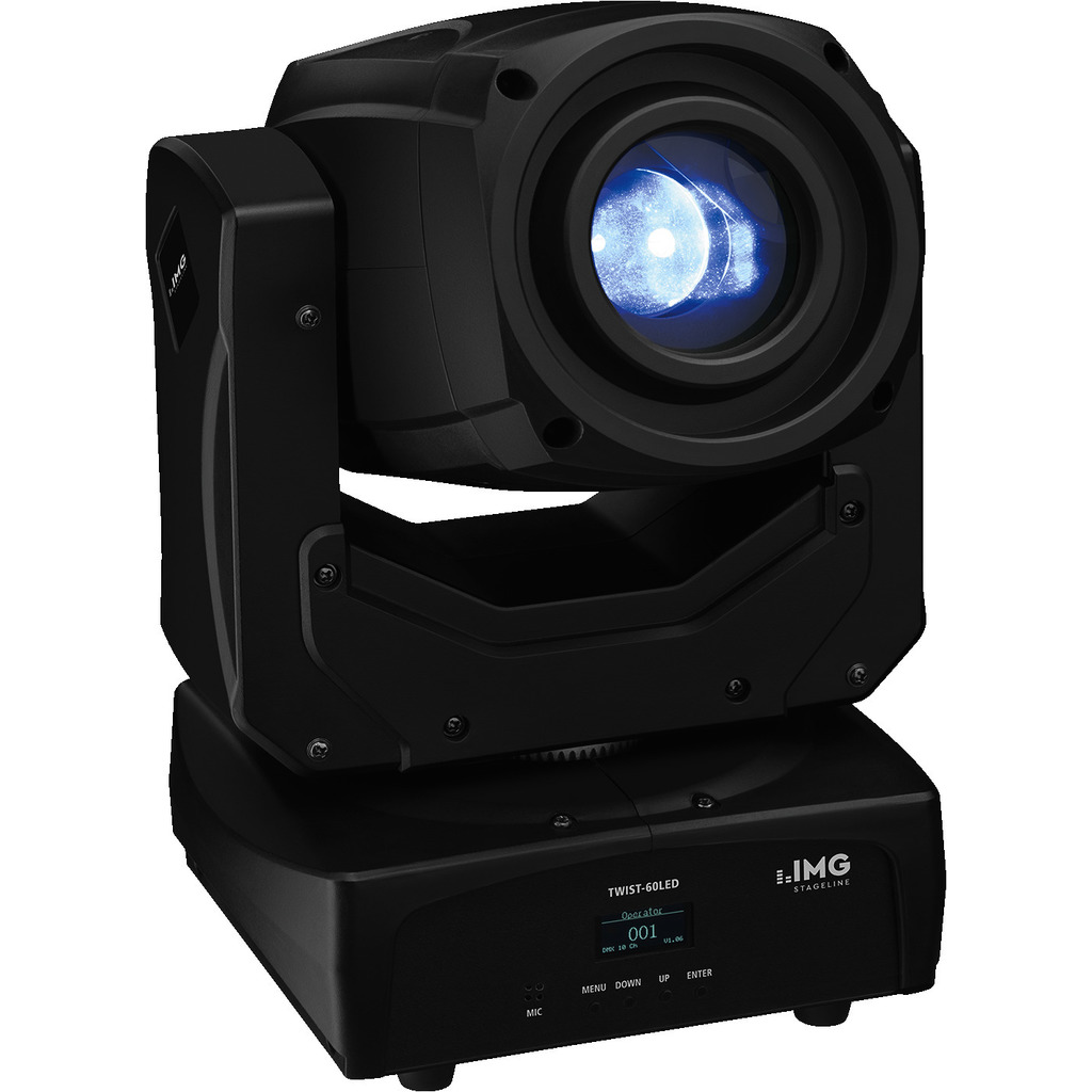 Billede af LED moving head - TWIST-60LED