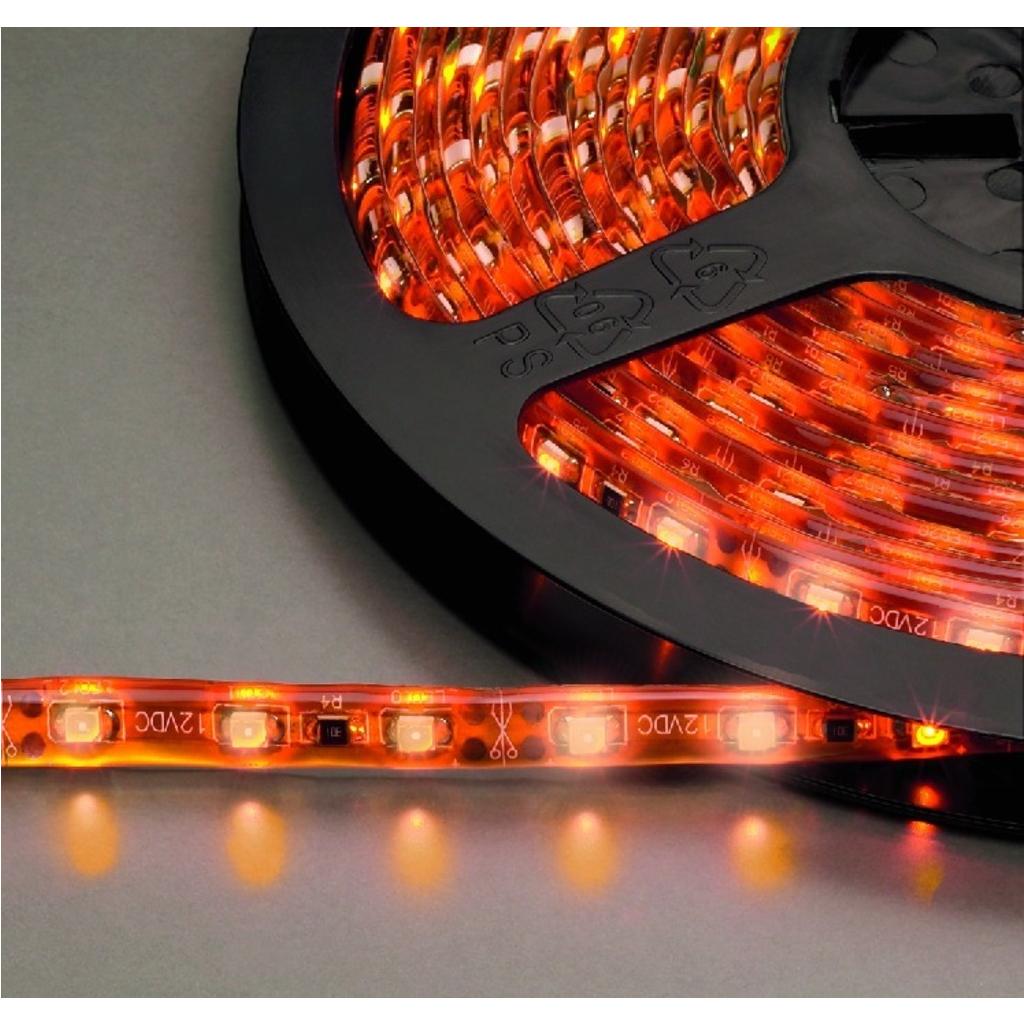 Billede af LED Lysslange orange 5 meter 330 dioder - LEDS-5MP/AM