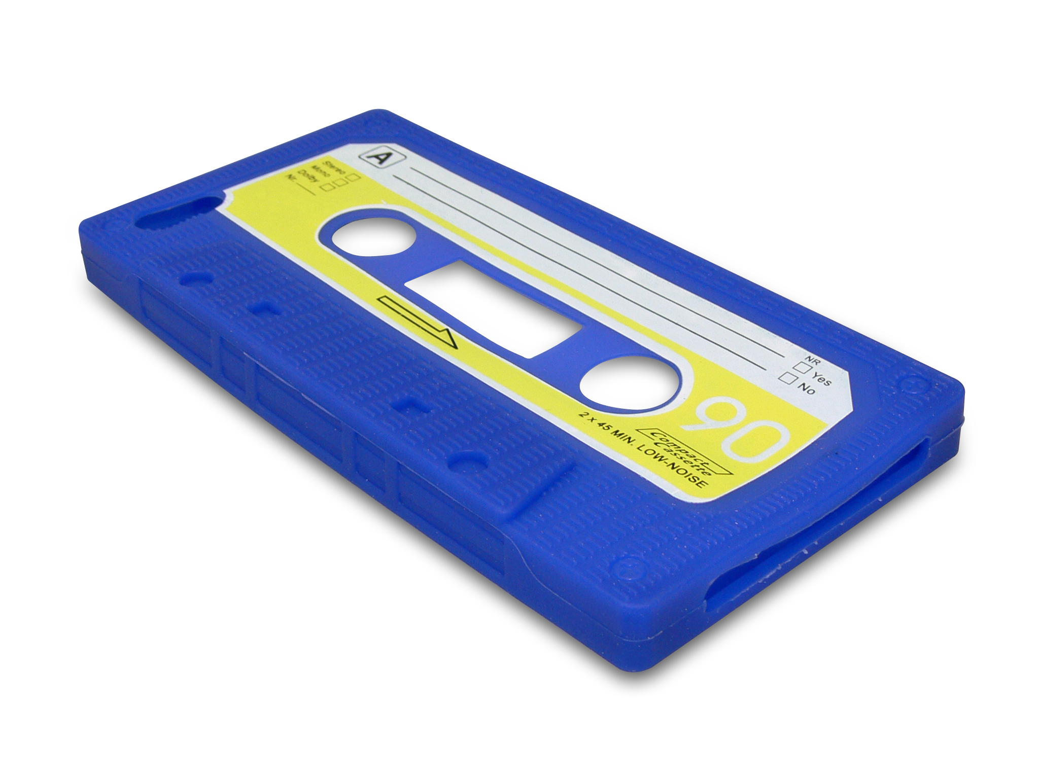 Image of   Sandberg Cover iPhone 5/5S retrotape Blue