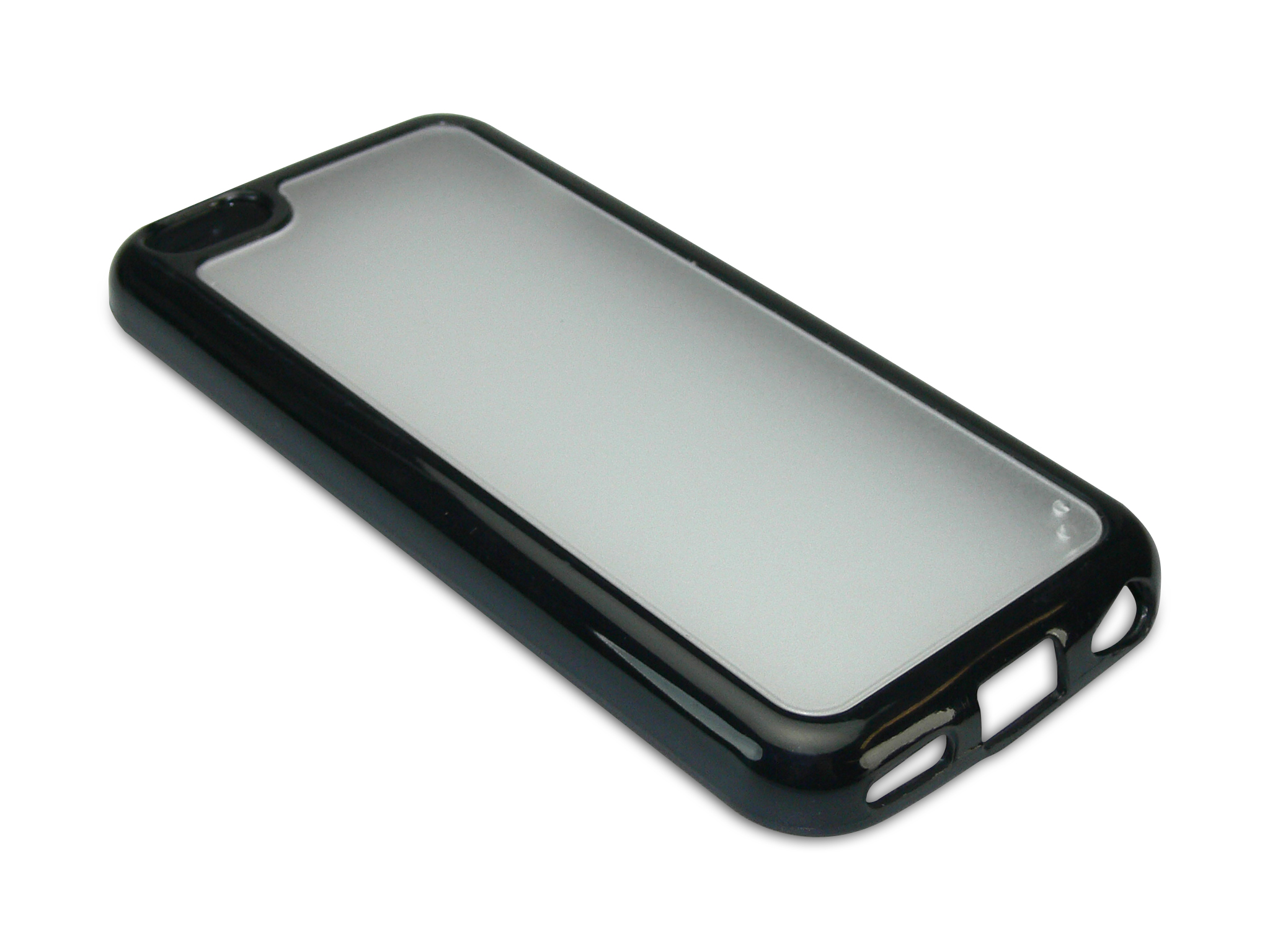 Image of   Sandberg Cover 5C hard+soft frame Black