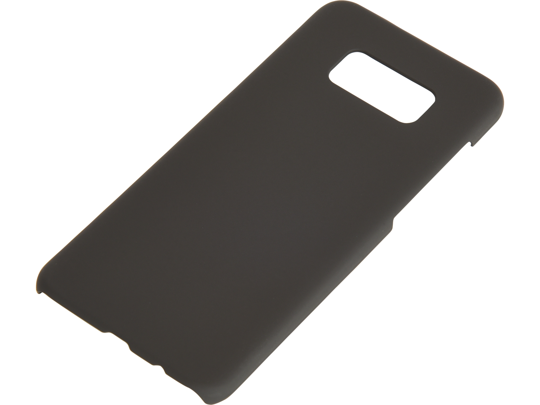 Image of   Sandberg Cover Galaxy S8+ Hard Black