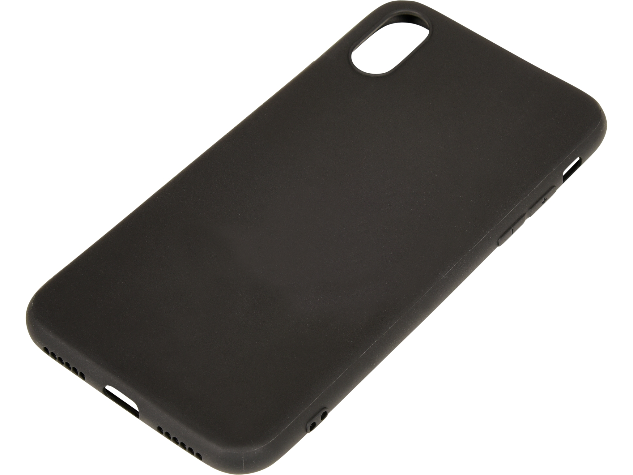Image of   Sandberg Cover iPhone X/XS soft Black