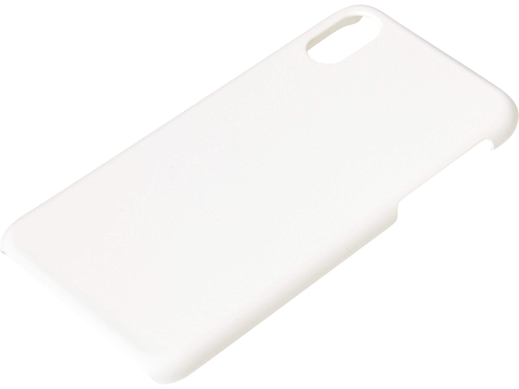 Image of   Sandberg Cover iPhone X/XS hard White