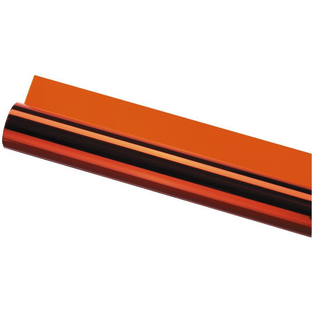 Billede af Farvefolie orange til lamper - LCF-105/OR