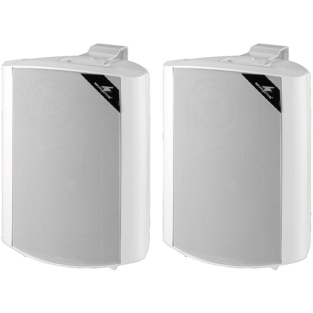 Billede af ELA-højttaler hvid 100 volt - EUL-60/WS