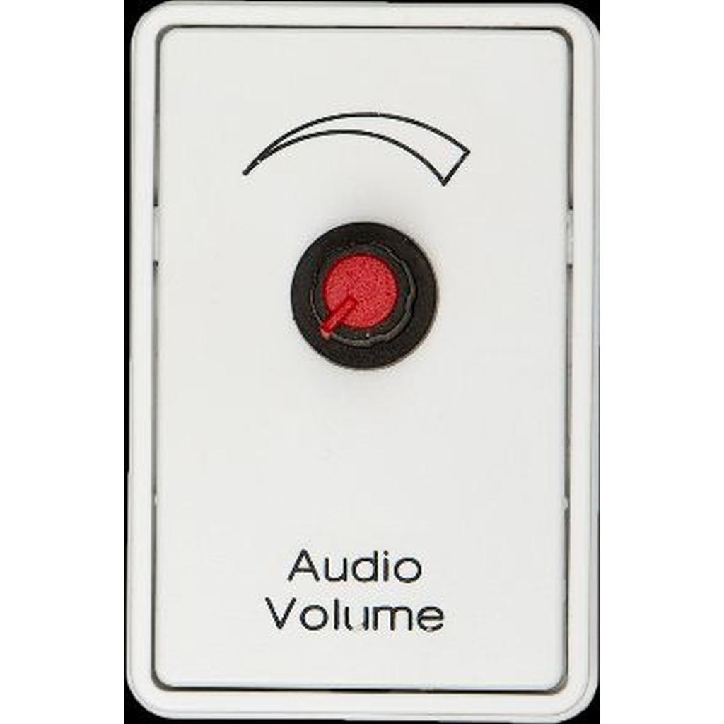 Billede af Fuga panel volume kontrol til indbygning - ANT-6DC