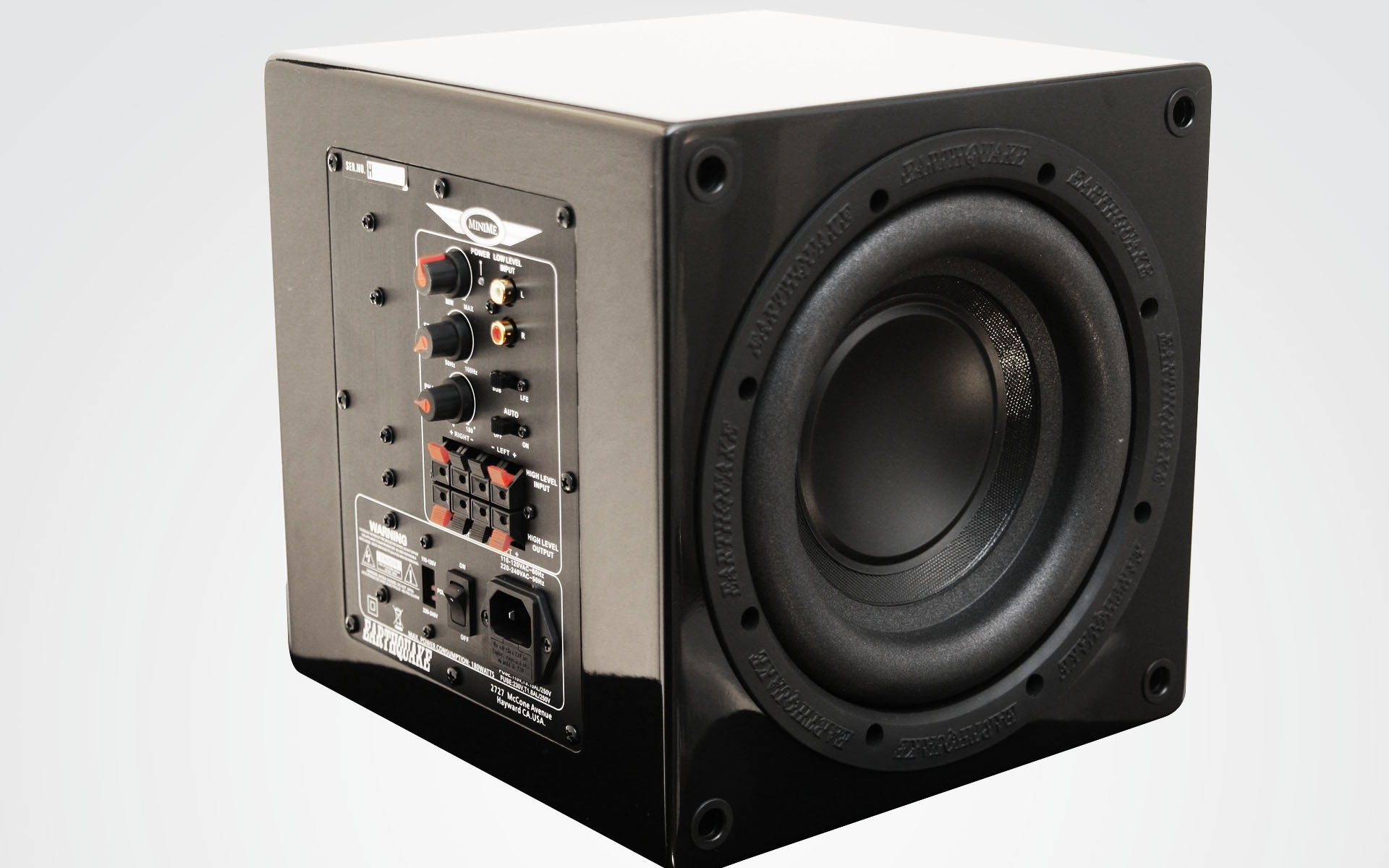 Earthquake MINIME-P8 Subwoofer