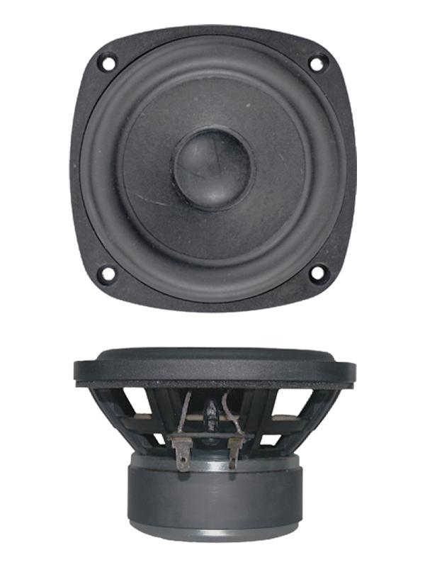 "SB Acoustics 12PFC25-4ohm  4"" midwoofer, 25mm VC thumbnail"