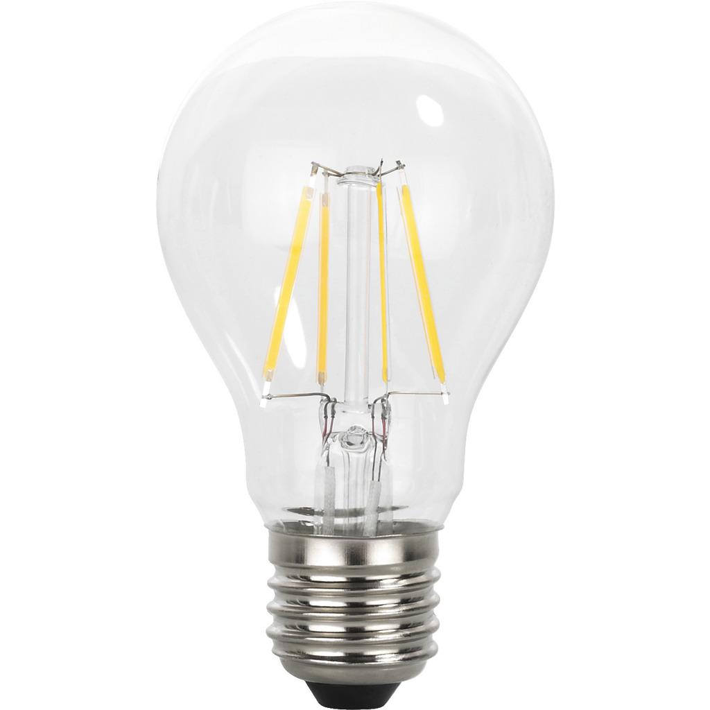 Billede af LED E27 lyskilde dæmpbar - LDB-276DG/WWS