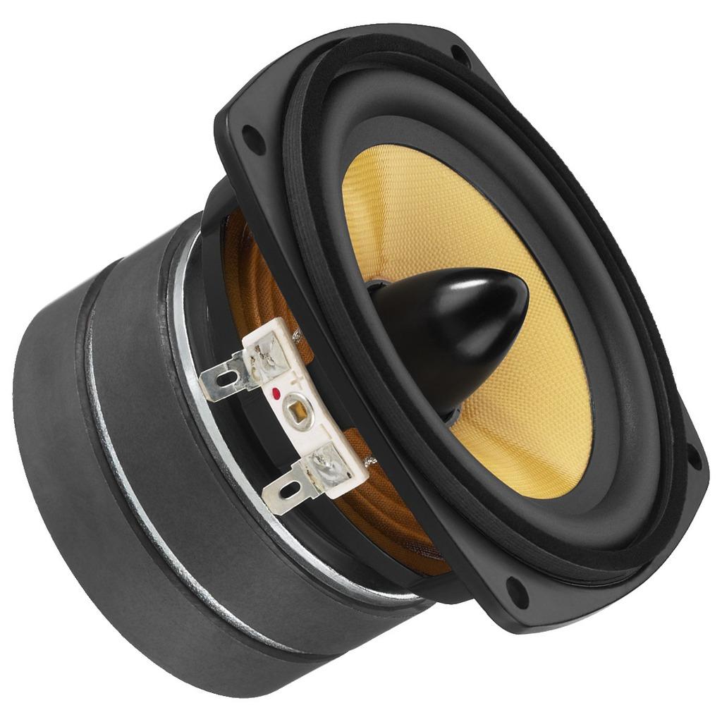 "SPH-102KEP 4"" Kevlar Enhed 8 ohm 120 watt"