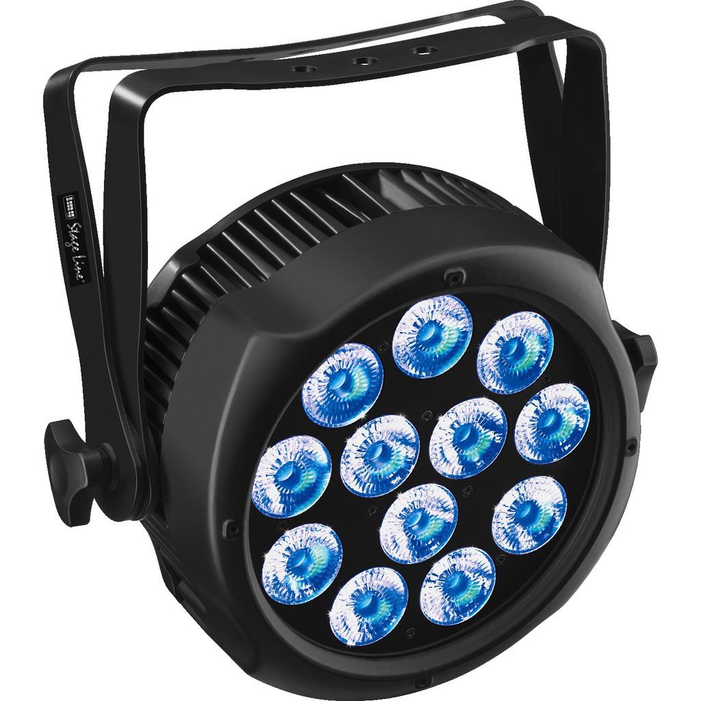 DMX LED spot ip 65 – ODP-120/6COL