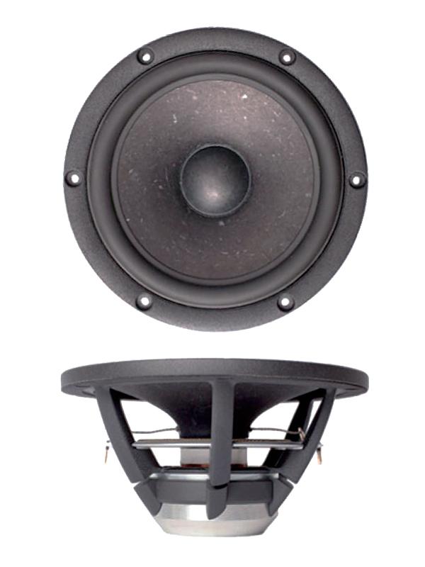 """SB Acoustics MR16PNW-4ohm  6,5"""" Satori, midrange thumbnail"""